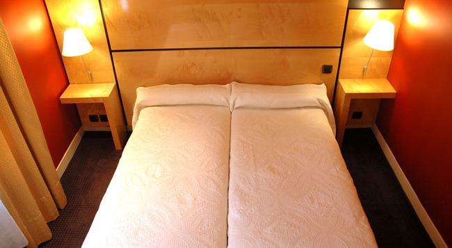Hotel Beausejour Ranelagh - 巴黎 - 臥室