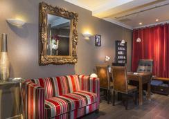 君悅旅館酒店(前布盧瓦酒店) - 巴黎 - 休閒室