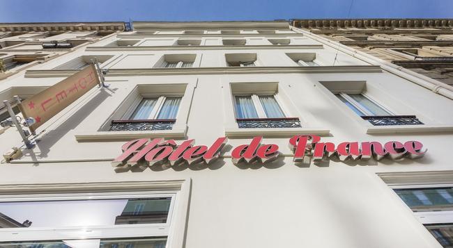 Hotel de France Quartier Latin - 巴黎 - 建築