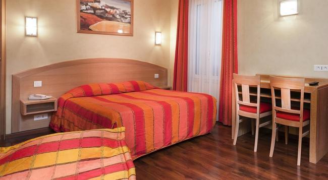 Hotel de l'Europe - 巴黎 - 臥室