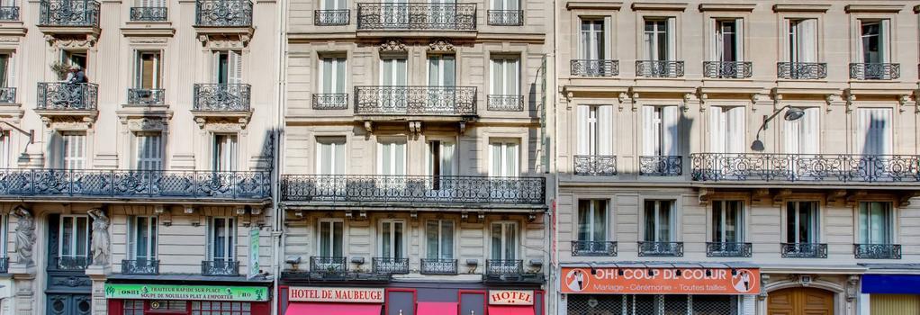 Hotel Maubeuge Gare du Nord - 巴黎 - 建築