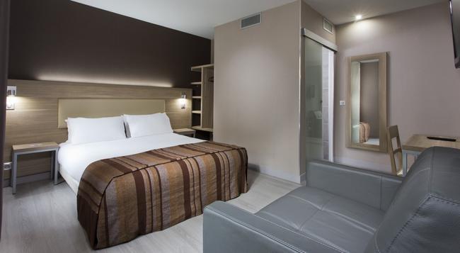 Hotel des Pavillons - 巴黎 - 臥室