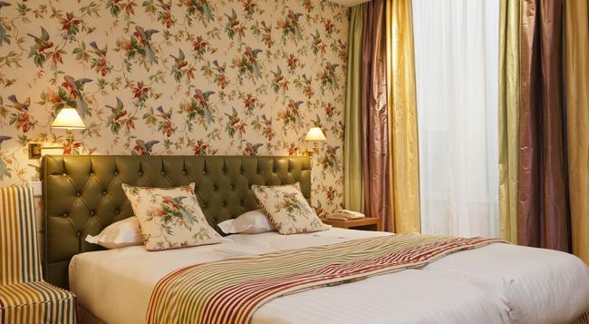 Hotel le Regent - 巴黎 - 臥室