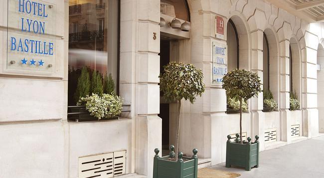 Hotel Lyon Bastille - 巴黎 - 建築