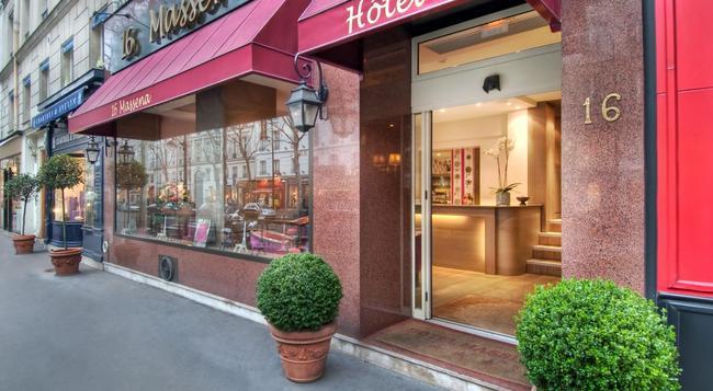 Hotel Massena - 巴黎 - 建築