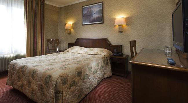 Hotel Meslay Republique - 巴黎 - 臥室