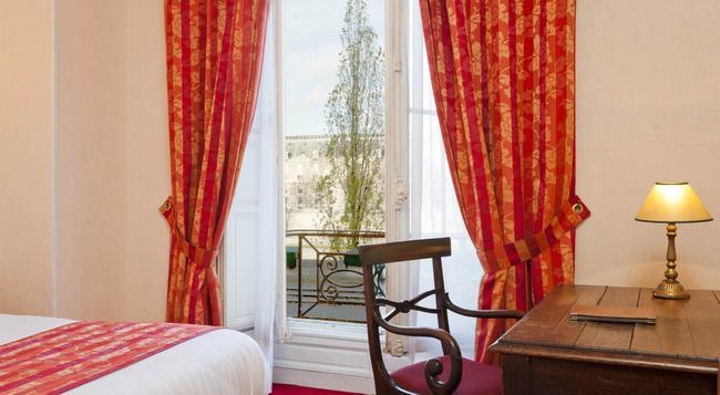 Hotel du Quai Voltaire - 巴黎 - 臥室