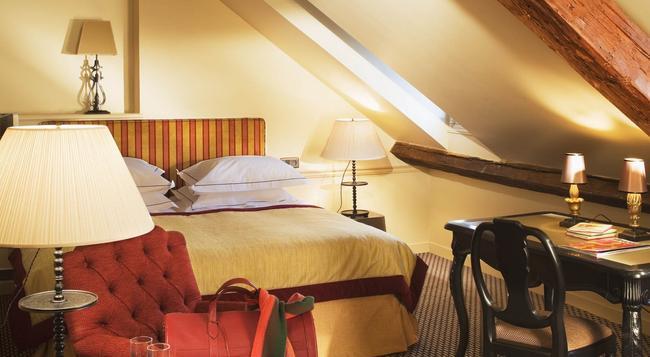 Hotel Saint Vincent - 巴黎 - 臥室