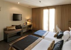 康斯坦茨酒店 - 巴塞隆拿 - 臥室