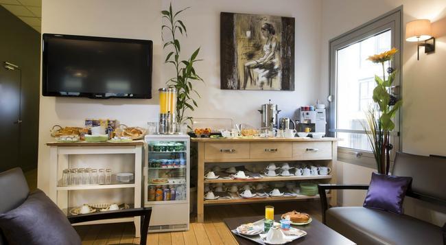 Hotel Ambre - 巴黎 - 休閒室