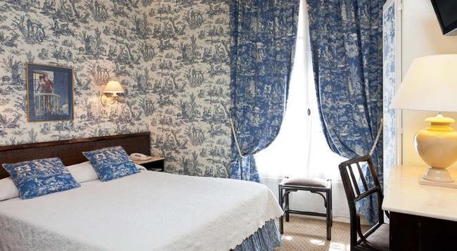 Hôtel Clément - 巴黎 - 臥室
