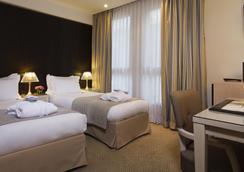 樂佩拉酒店 - 巴黎 - 臥室