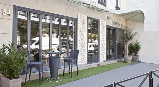 Hotel Eiffel Segur - 巴黎 - 建築