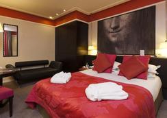 夏普蘭左岸酒店 - 巴黎 - 臥室