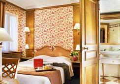 德福樂西酒店 - 巴黎 - 臥室