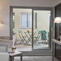 Hotel Longchamp Elysees Lobby Lounge