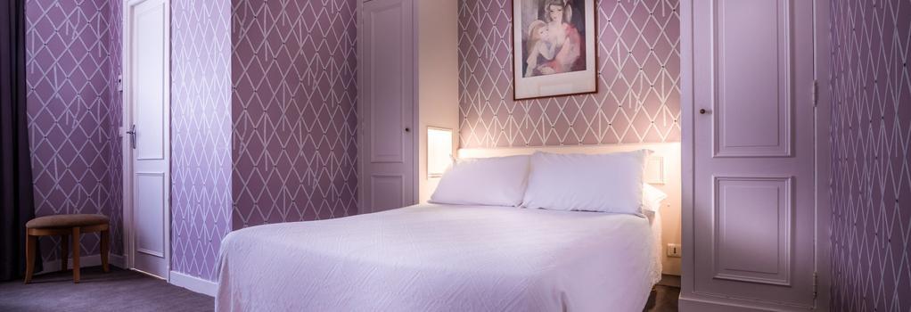 Hotel Royal Opera - 巴黎 - 臥室