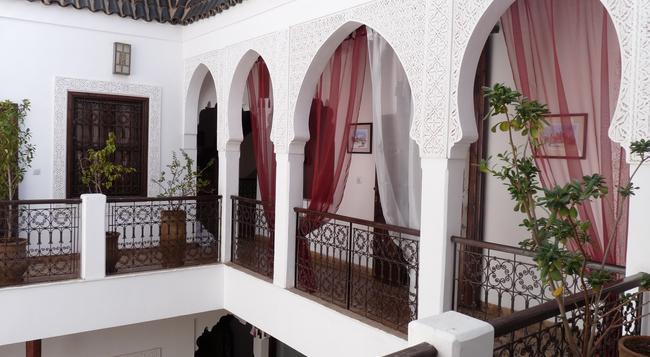 Riad Anya - 馬拉喀什 - 建築