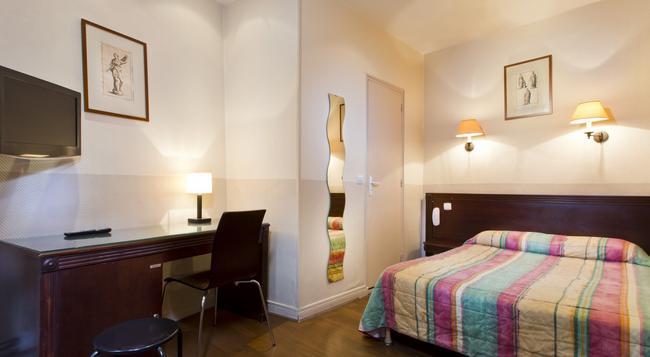 Hotel Merryl Gare du Nord - 巴黎 - 臥室
