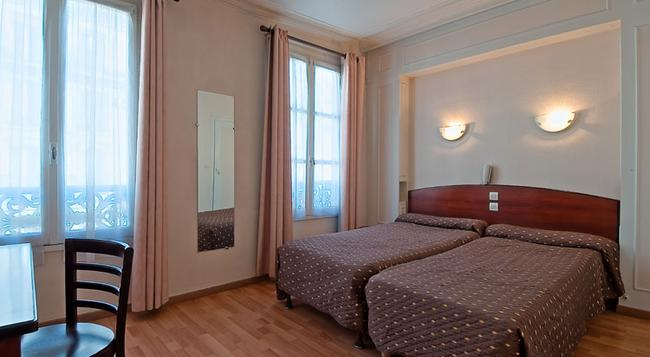 Hotel Saint Quentin - 巴黎 - 臥室