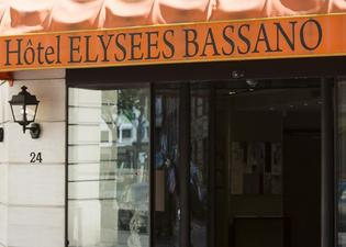 最佳西方愛麗舍巴薩諾酒店