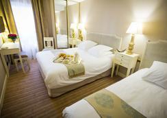 尚貝雷艾利歐波利斯酒店 - 巴黎 - 臥室