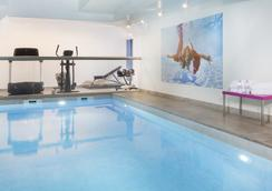 巴黎抒情酒店 - 巴黎 - 游泳池