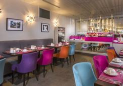 巴黎抒情酒店 - 巴黎 - 餐廳