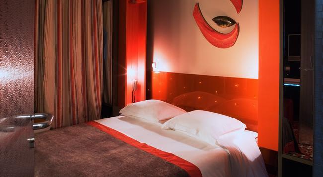 The Five Hotel - 巴黎 - 臥室