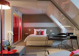 諾富特巴黎勒斯霍爾酒店