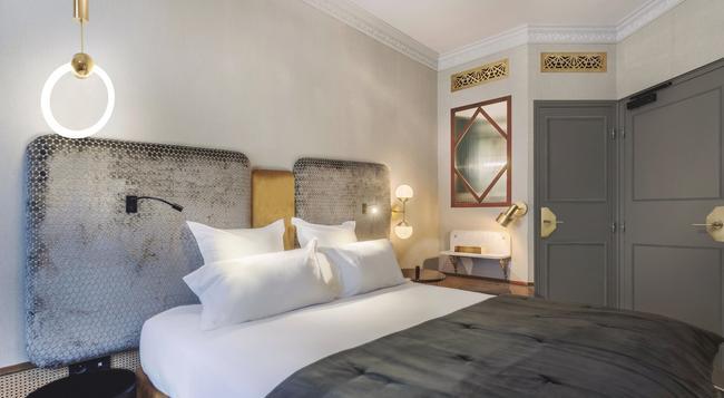 Handsome Hotel By Elegancia - 巴黎 - 臥室