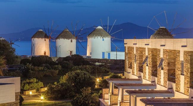 Mykonos Theoxenia Hotel - 米科諾斯島/麥科諾斯島 - 建築