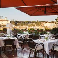 Grand Hotel Plaza Terrace/Patio
