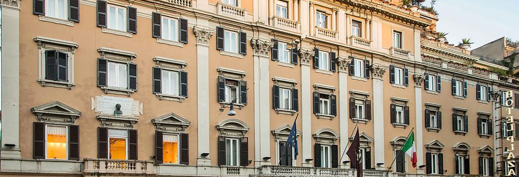 Grand Hotel Plaza - 羅馬 - 建築