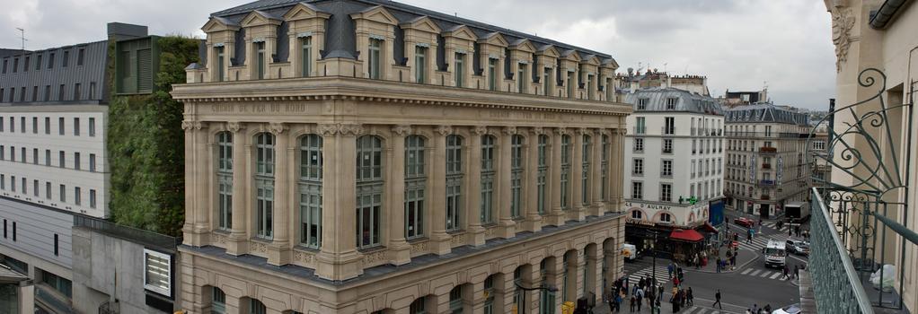 Hôtel Richmond - 巴黎 - 建築