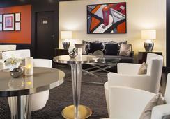 樂M酒店 - 巴黎 - 休閒室