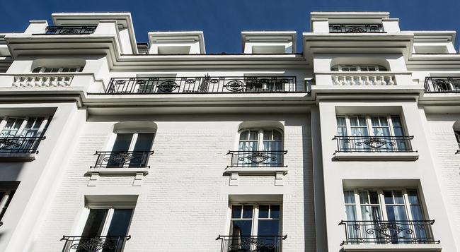 Le General Hotel - 巴黎 - 建築