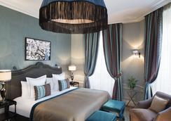 巴黎圣酒店 - 巴黎 - 臥室