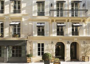 巴黎圣酒店