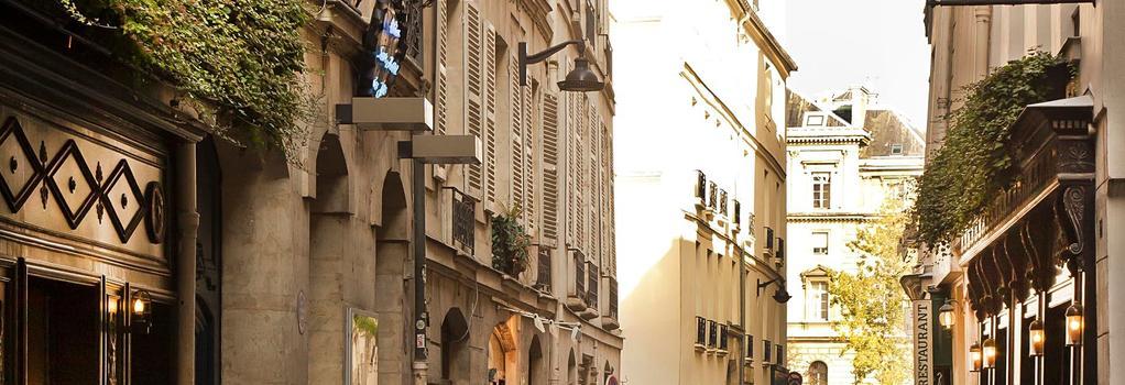 Hotel Villa d'Estrees - 巴黎 - 建築