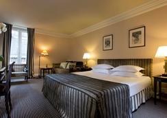 埃斯特雷馬杜拉別墅酒店 - 巴黎 - 臥室