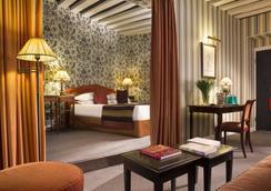 雷斯當斯藝術酒店 - 巴黎 - 臥室