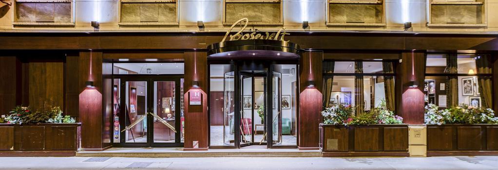 Hotel Roosevelt - 里昂 - 建築