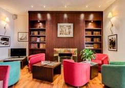 羅斯福酒店 - 里昂 - 休閒室
