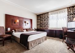 羅斯福酒店 - 里昂 - 臥室