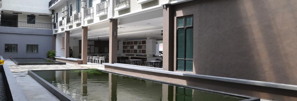 Temasek Hotel - 馬六甲 - 建築