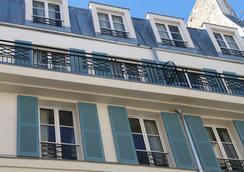 我家在巴黎酒店 - 巴黎 - 室外景