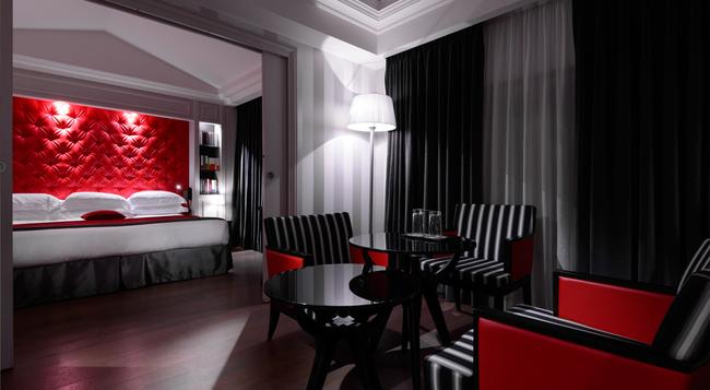 Hotel Le Mathurin - 巴黎 - 臥室