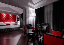 樂馬圖林酒店及水療中心 - 巴黎 - 臥室