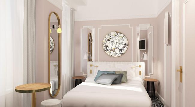 Hôtel Pastel Paris - 巴黎 - 臥室